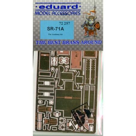 Eduard Accessories 72257 SR-71A in 1:72