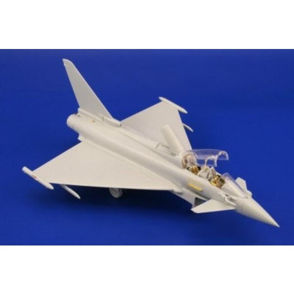 Eurofighter EF-2000 Typhoon B twin seat PRE-PAINTED IN COLOUR! (designed to be assembled with model kits from Revell)
