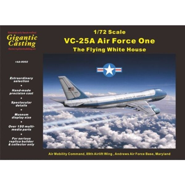Boeing 747 VC-25 ′Air Force One′
