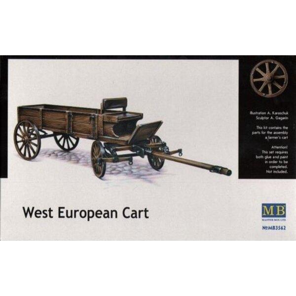 WWII Farmer's Cart Western Europe