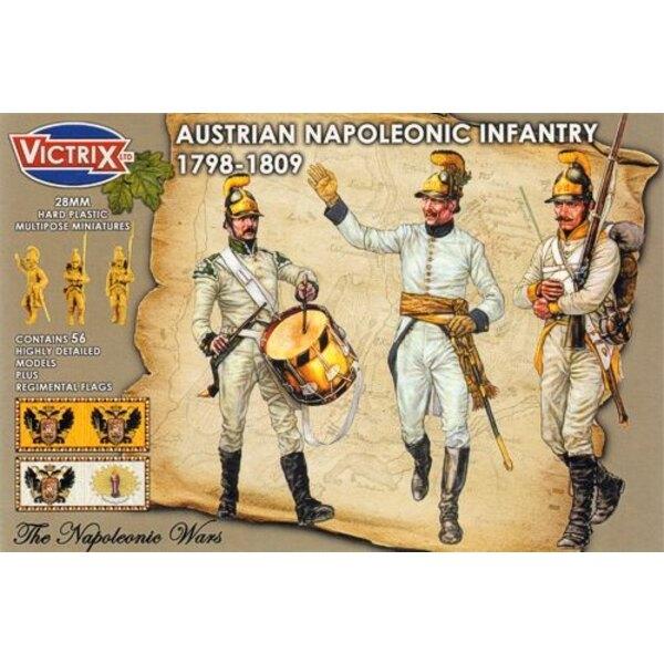 Austrian Napoleonic Infantry