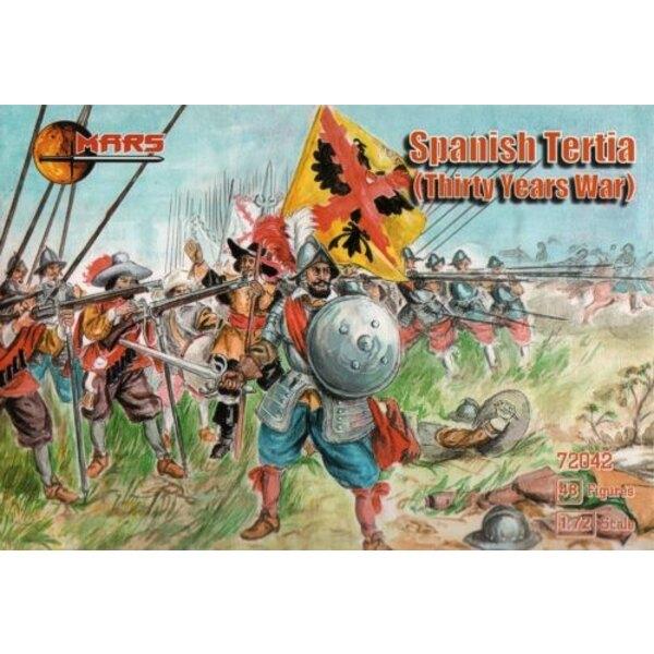 Spanish Tertia, Thirty Years War