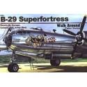 book boeing b-29 superfortress (walk around series)