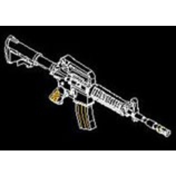 AR-15/M16/M4 Family-M4 (quantity : 6 per box)