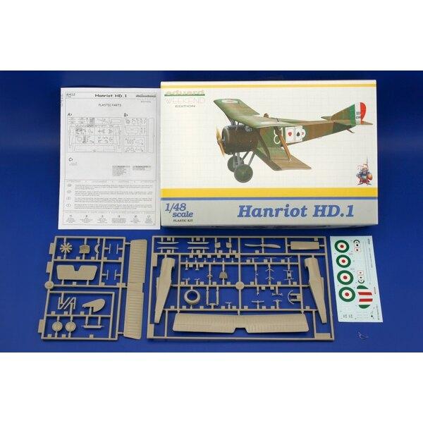 Hanriot HD.I