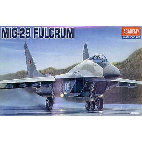 Mikoyan MiG-29 Fulcrum (ex Hobbycraft)