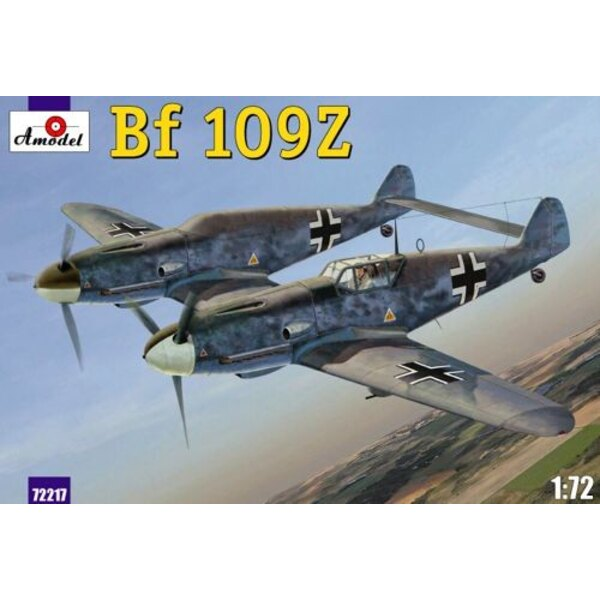Messerschmitt Bf 109Z (new mould)