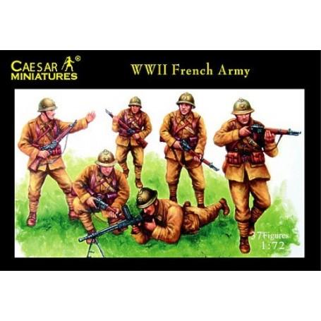 WWII French Army