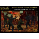 Modern Special Forces (Elite Police/Frogman/Seat Delta Force) Caesar Miniatures CMH061