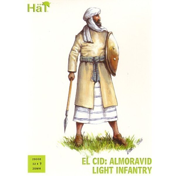 El Cid Almoravid Light Infantry