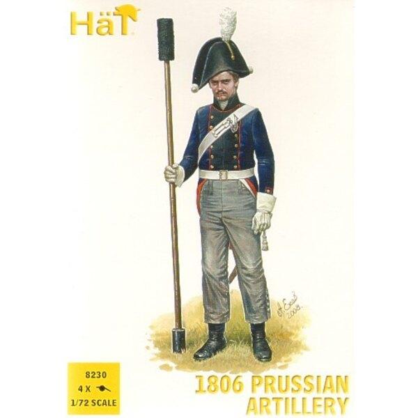 1806 Prussian Artillery