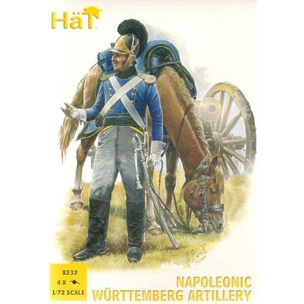Wurttemberg Artillery