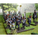 French Chasseurs Command. 32 figures per box HAT Industrie HAT8252