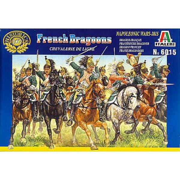 French Dragoons 1815