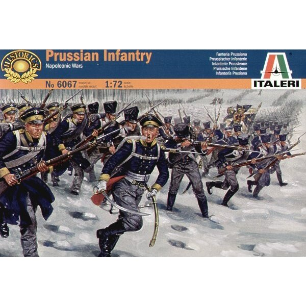 Prussian Infantry Napoleonic Wars