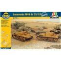 Carro Armato M13/40 Italeri IT7519