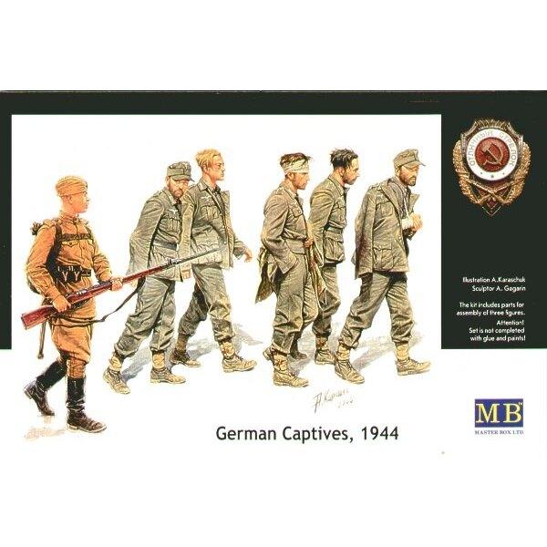 German prisoners 1944