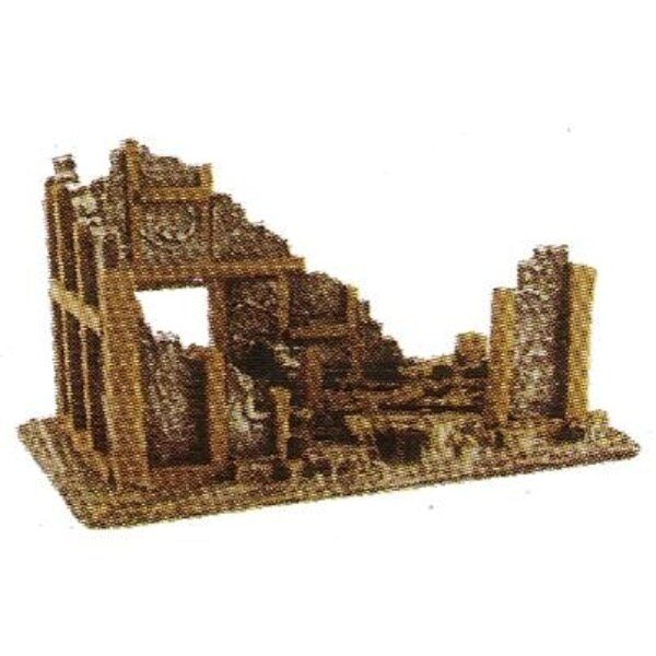 Hovel In Ruins 28mm