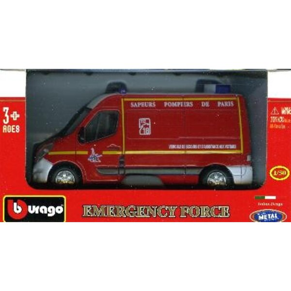 Renault Master Emergency 1:50