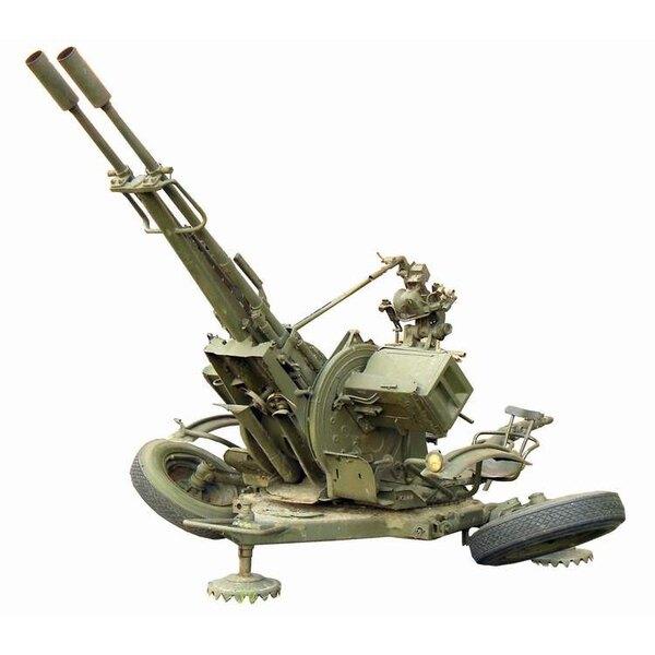 Zu-23-3 AA Gun