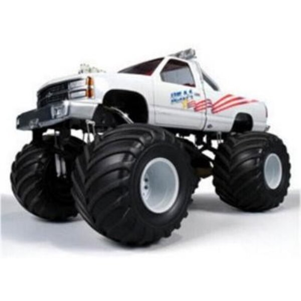 4x4 Monster truck USA-1 1:25