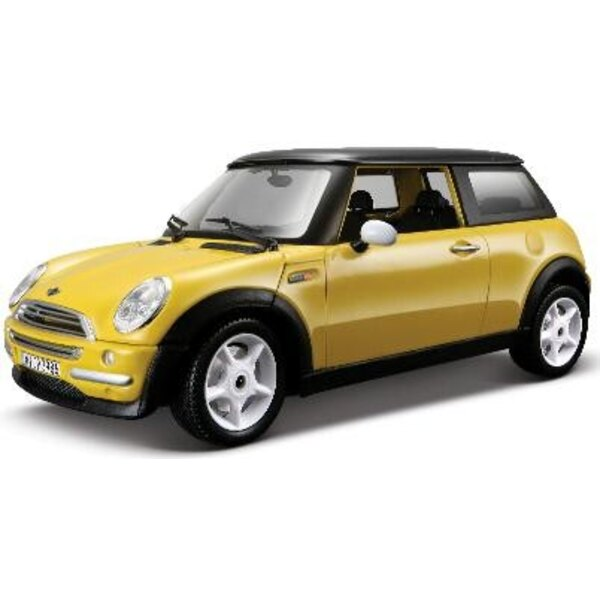 Mini Cooper 2001 Kit 1:24