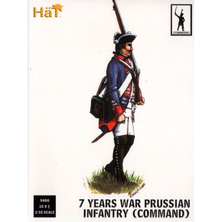 7YW Prussian Command
