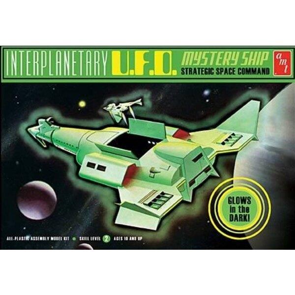 Interplanetary UFO Mystery Ship 'Glow in the dark'