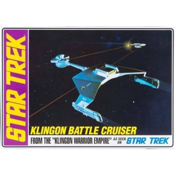 Star Trek Klingon Battle Cruiser from the 'Klingon Warrior Empire'