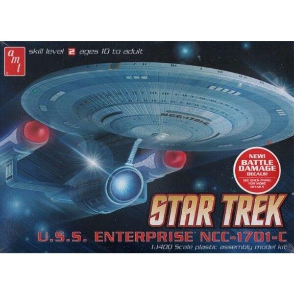 Star Trek USS Enterprise NCC-1701-C