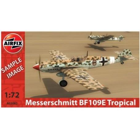 Messerschmitt Bf 109E - Tropical