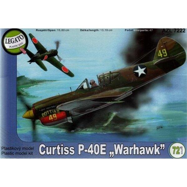 Curtiss P-40E Warhawk, RAAF, USAAF