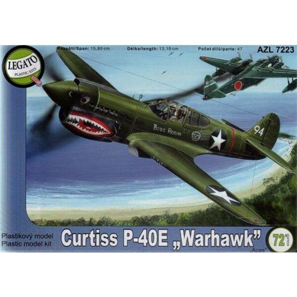 Curtiss P-40E Warhawk Aces