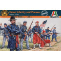 union infantry and zouaves