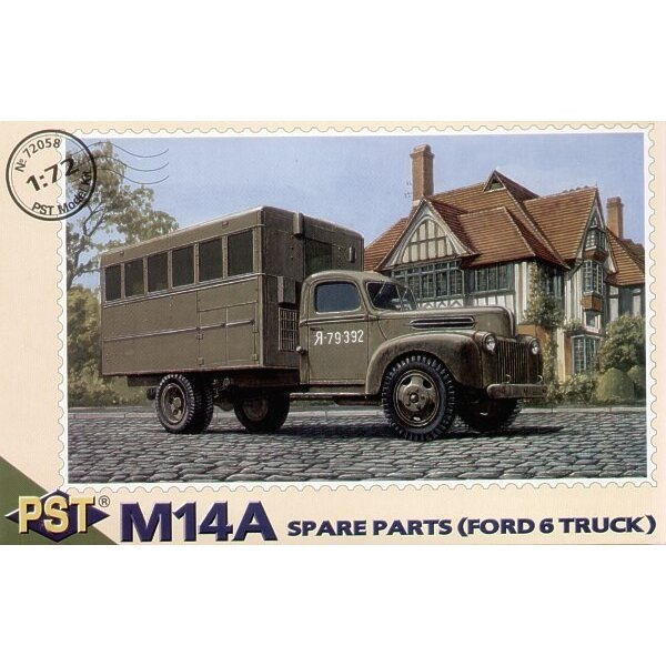 M24A Spare Parts (Ford 6 Truck)