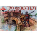 war of the roses 2. town & country levy