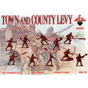 War of the Roses 2. Town & Country Levy Red Box RB72041
