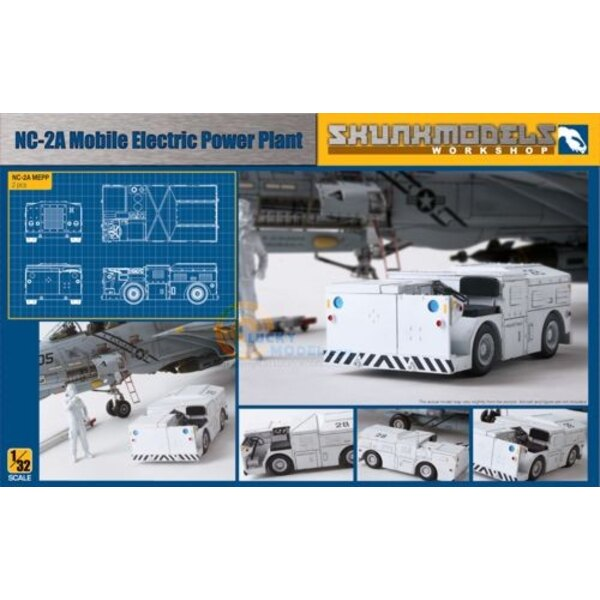 NC-2A Mobile Electric Power Plant
