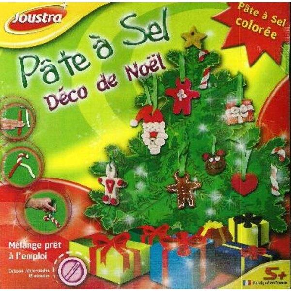 Salt dough Christmas decoration