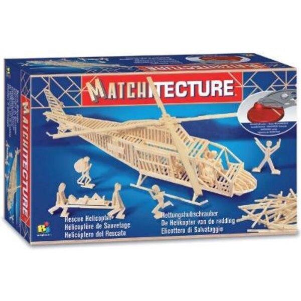 Rescue Helico Matches model kit model kit