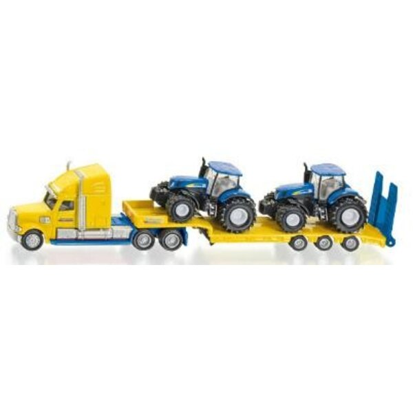 Camion + Tracteurs New Holland