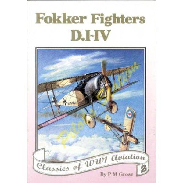 Windsock Special - Fokker Fighters D.I to IV