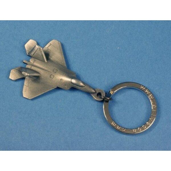 Porte-clés / Key ring : F-22 Raptor