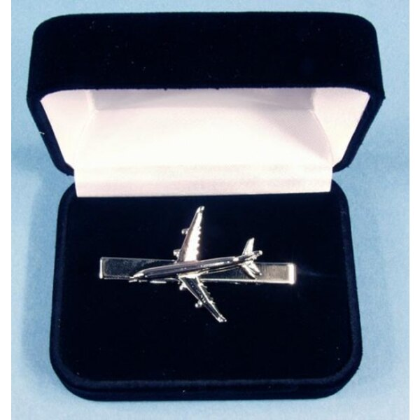 Pince Cravate / Tie Clip : Airbus A340