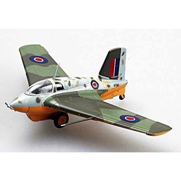 Messerschmitt 163B-1a - RAF Captured