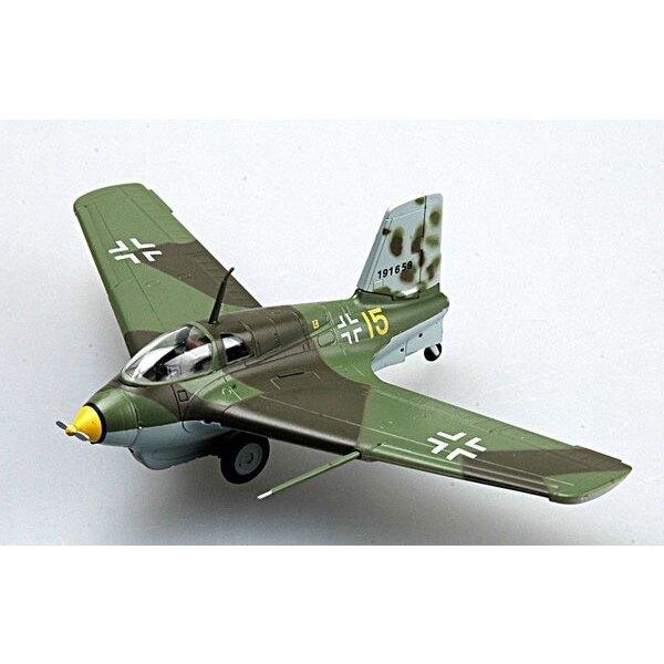 """Messerschmitt 163B-1a """"""""Yellow 15"""""""""""
