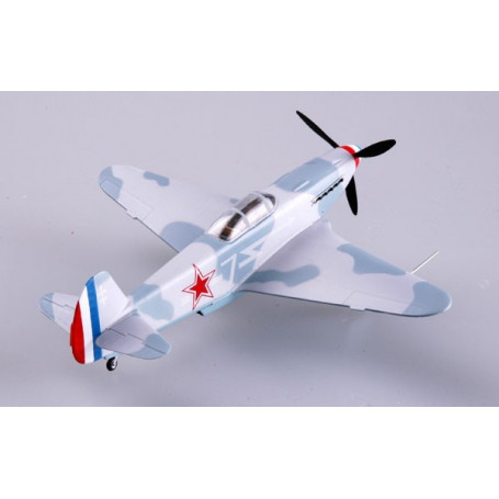Neu Easy Model 37229-1//72 WWII Russische Yak-3-1945