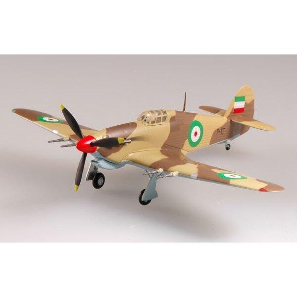 Hurricane Mk.II Trop Iranian Air Force 1947