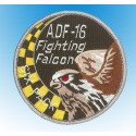 Patch ADF-16 Fighting Falcon Six Pack divers FS060