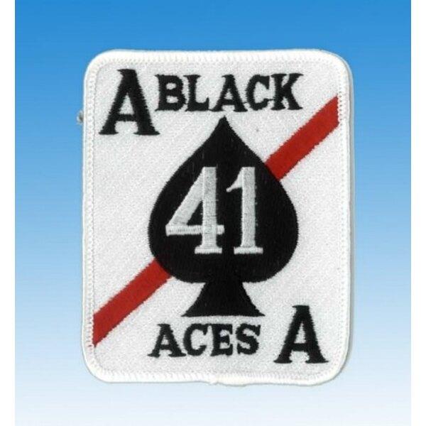 Patch Black aces
